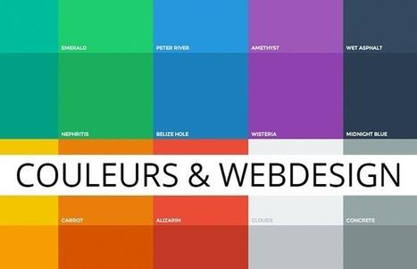 Choisir vos couleurs de webdesign | Ma Page Internet, le blog ! | Infographie+Web = Webdesign | Scoop.it