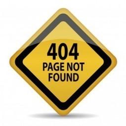 Les erreurs 404 sont à prendre en considération pour le référencement   Actualités Référencement Page 1   Scoop.it