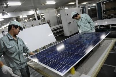 General Electric tourne le dos aux panneaux solaires | Projet IEVS | Scoop.it