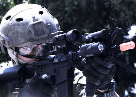 Evike.com Player Profile: Jet DesertFox - Popular Airsoft NEWS | Thumpy's 3D House of Airsoft @ Scoop.it | Scoop.it