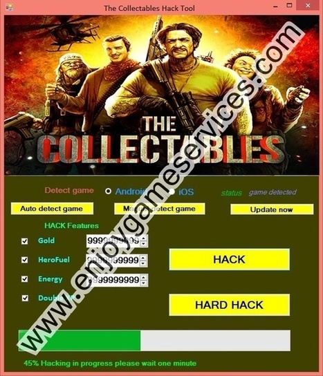 The Collectables Hack Tool | game | Scoop.it