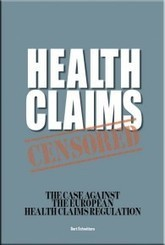 Book | Health Claims Censored | Health Supreme | Scoop.it