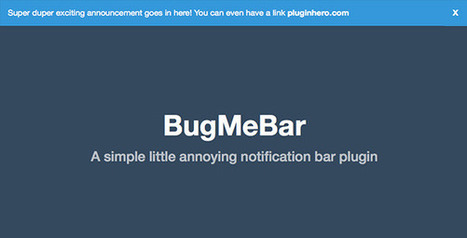 Alternatives to HelloBar WordPress Plugins   CodingCyber   Scoop.it