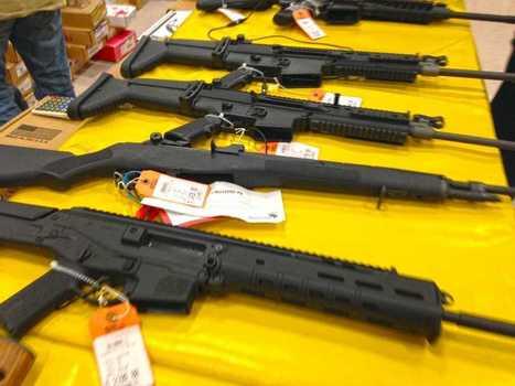 Guns & Ammo Editor Resigns Amid Gun Control Flap - Business ... | guns | Scoop.it