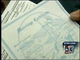 Same-sex marriage ban back in court in California - www.ktnv.com | Gay marriage | Scoop.it