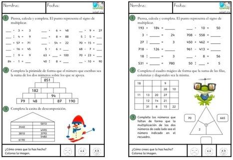 Juegos de lógica y cálculo mental | Recull diari | Scoop.it