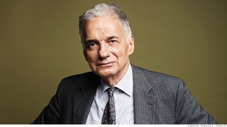 Ralph Nader: The Fortune interview | Stuff I dig | Scoop.it