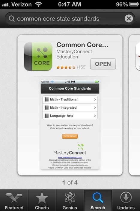 For the Classroom | Common Core | Scoop.it