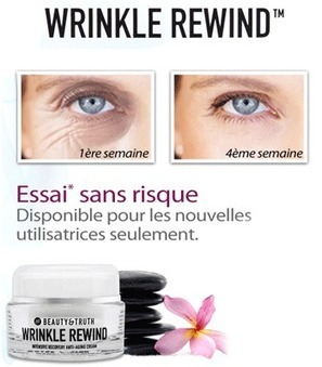 Wrinkle Rewind Anti-Aging Cream Revue – Évitez Botox, Injection Et Faites Un Choix Intelligent! | Wrinkles | Scoop.it