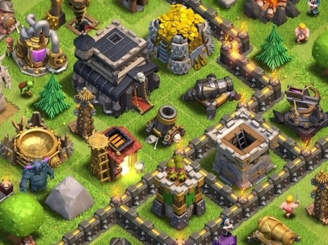 Clash Of Clans League Guide - Side Mission (blog) | clash of clans 111 | Scoop.it