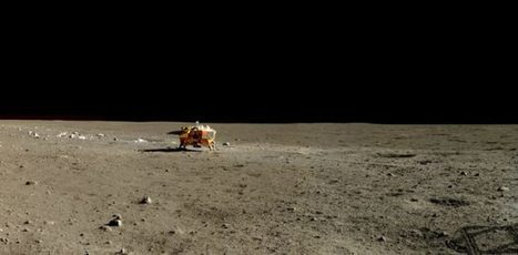 Le rover lunaire chinois tire sa révérence   Heron   Scoop.it