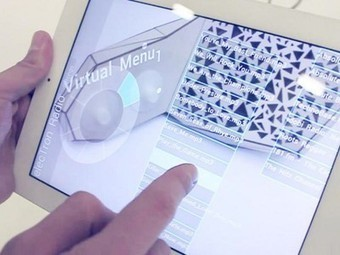 MIT Media Lab transforms everyday objects with augmented reality | Augmented Reailty | Scoop.it
