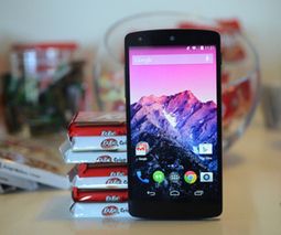 Google's next generation: Nexus 5, Android 4.4 KitKat, and more | News | Scoop.it