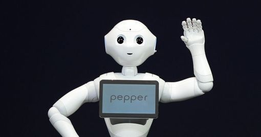 Meet Pepper the Robot: Pizza Hut?s Newest Crew Member