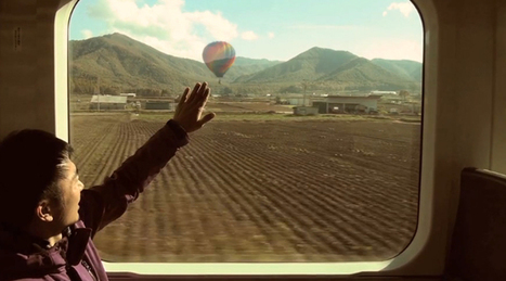 Soon You'll Be Riding Trains With Augmented Reality Windows | Wearable Technology and the Internet of Things | Scoop.it