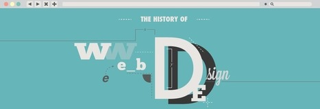 A Decade of Web Design [INFOGRAPHIC] | The Digital | Scoop.it