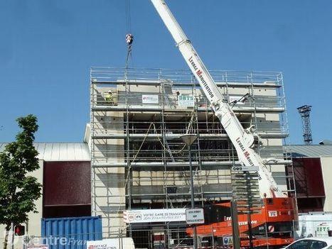Construction dans la Nièvre : les chantiers profitent peu aux entreprises locales | Revue de presse du CAUE de la Nièvre | Scoop.it