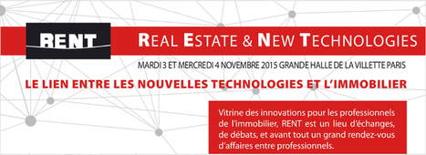 Venez rencontrer La Place De l'Immobilier au salon RENT ! | HBS-research | Scoop.it