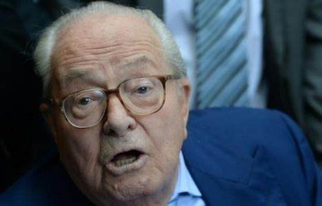 Jean-Marie Le Pen annonce un «rassemblement Bleu Blanc Rouge» distinct du FN | vigilance | Scoop.it