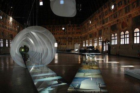 Kengo Kuma's exhibition | exhibition design | Scoop.it
