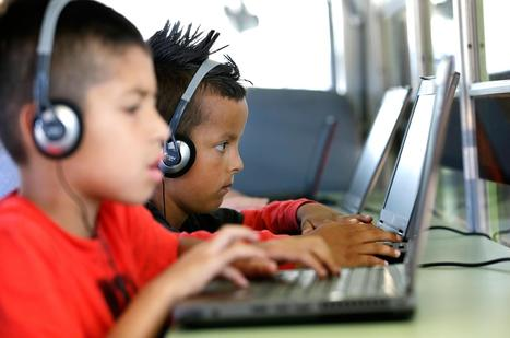 How to Solve Tech's Diversity Problem? Start With Schools - NBC News | STEM Education models and innovations with Gaming | Scoop.it