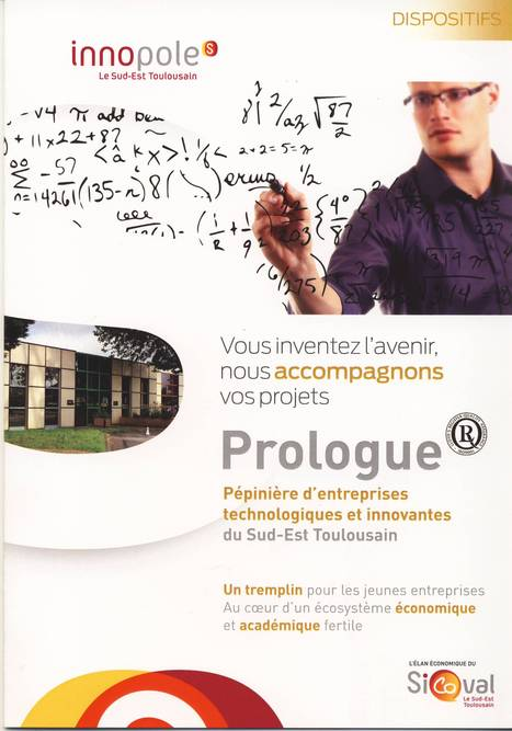 Présentation de la pépinière d'entreprises Prologue | Prologue | Scoop.it