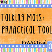 Talking Mats: A PrAACtical Tool | Communication and Autism | Scoop.it
