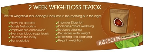 Weight Loss Tea | Best Teas For Weight Loss | Best teas for weight loss | Scoop.it