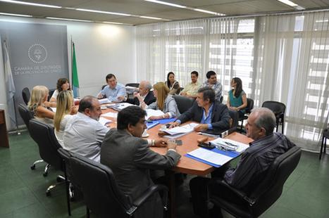 Presupuesto 2017: Conformarán una mesa de trabajo entre el Ejecutivo y los diputados   Chaco   Scoop.it