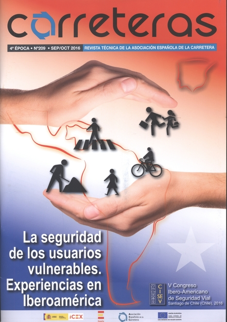 Carreteras, nº 209 (2016)   Ingeniería Civil   Scoop.it