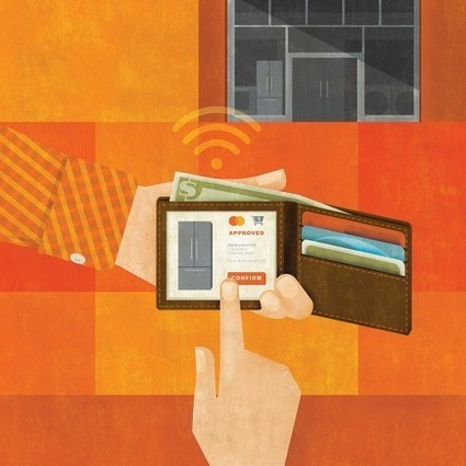 (podcast) Smart device, smart pay: Taking mobile payments from coffee shops to retail stores | QR Codes, Beacons & NFCs | Scoop.it