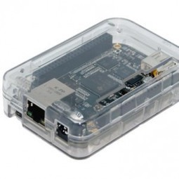 Dan's Electronics | Beaglebone Black Enclosure - Clear Transparent | Raspberry Pi | Scoop.it