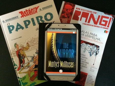 Resumo de Leituras - Novembro (3) | Ficção científica literária | Scoop.it
