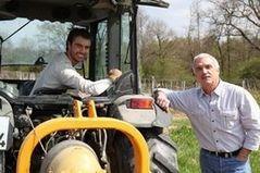 Service de remplacement : un groupement d'employeurs au service des agriculteurs | PARTAGE DE COMPETENCES | Scoop.it