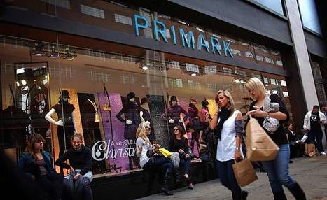 Primark-owner profits rise as new shops open - Telegraph | Primark Internationalisation | Scoop.it