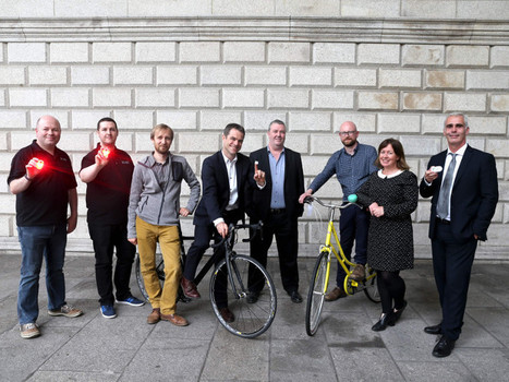 Dublin gears up for five smart solutions to cycle problems | Lab404 - Digital Media, Network and Space Lab | Scoop.it