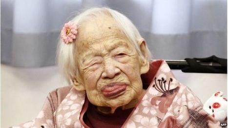 World's oldest person Misao Okawa dies in Japan | Daily World News | Scoop.it