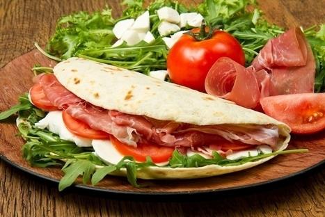 Nina maakt piadina | La Cucina Italiana - De Italiaanse Keuken - The Italian Kitchen | Scoop.it