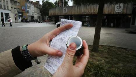 On a testé le géocaching à Lille, chasse aux trésors d'aujourd'hui | Informations sur le Géocaching | Scoop.it