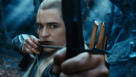 'The Hobbit' Tops US Box Office on Day After Christmas, 'Frozen' Heats Up - Variety (blog) | 'The Hobbit' Film | Scoop.it