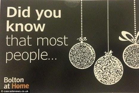 Landlord blasted for sending rent arrears notice in Christmas card   @NewDayStarts   Scoop.it