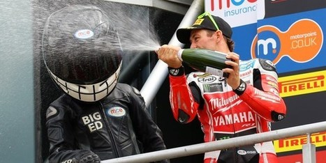 Brookes' high expectations for Thruxton dogfight   Racing news from around the web   Scoop.it