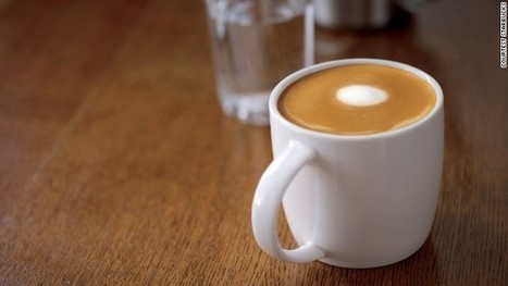 Starbucks to serve a coffee Americans know little about. What is a Flat White? | MPK732 Marketing Management Weekly Discussion Topics | Scoop.it