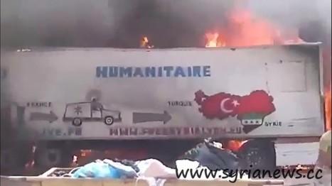 A New Explosion in Turkey Below Radar Lines - SyriaNews | Saif al Islam | Scoop.it