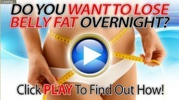Flat Belly Overnight-WOW!!!....SHOCKING NEWS!!! | JR Reviews | Scoop.it