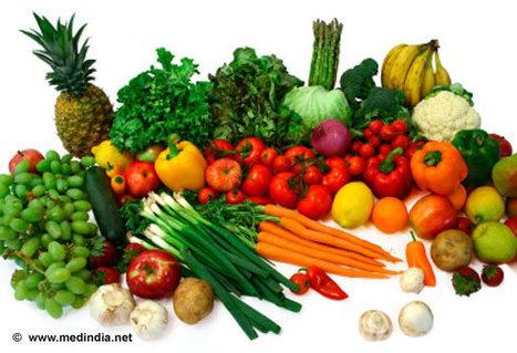 Top 10 Healthy Foods That Are Good for High Blood Pressure | healthfactors | Scoop.it