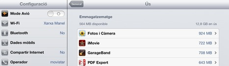 Quants arxius caben al nostre ipad? | iPad classroom | Scoop.it