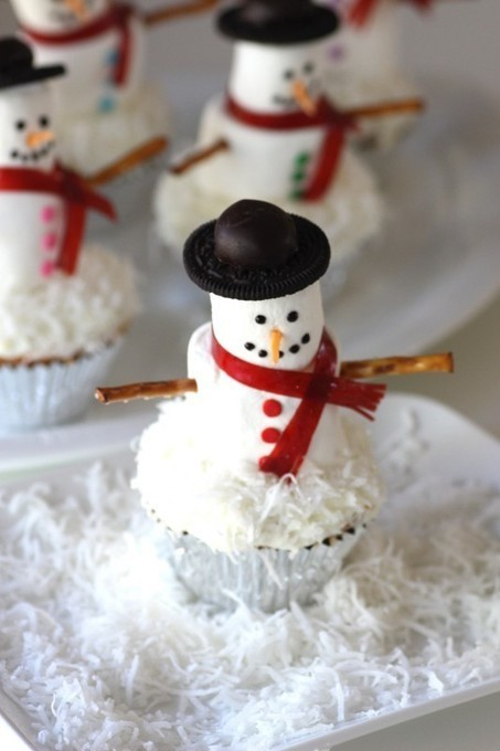holiday decor, decorating with marshmallows | Home Decor Designs | Scoop.it