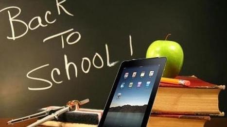 Un colegio británico deja el papel y el lápiz y se pasa por completo al iPad | Tips para el uso de las TIC´s en la educación | Scoop.it