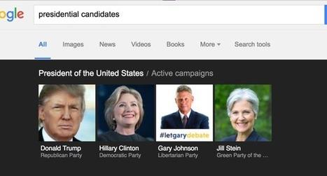 Donald, Gary, Hillary and Jill Need Immediate Improvement On LinkedIn | Website Marketability and Web Marketing | Scoop.it